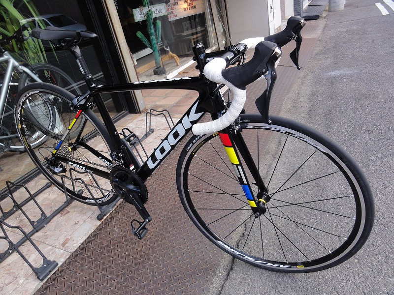 LOOK 785 HUEZ アルテグラ完成車 2019