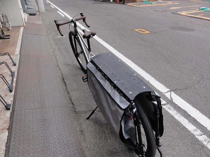 RITEWAY ソノマ アドベンチャー + XTRACYCLE リープスタートキット ver.2